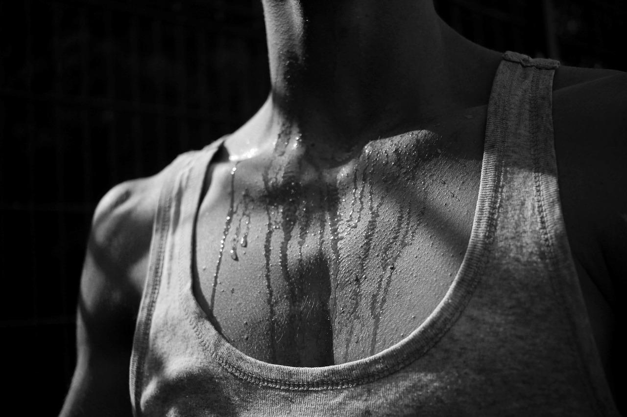 Ist übermäßiges Schwitzen gesund?
